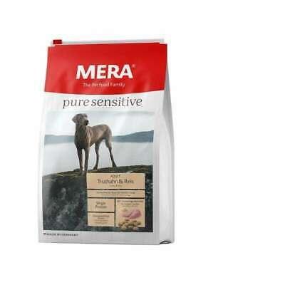 מרה דוג הודו ואורז 12.5 בוגר (סנסיטיב פיור) - MERADOG PURE TURKEY 12.5 KG