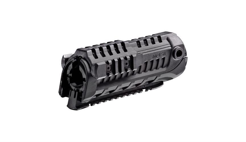 M4S1 - Picatinny Handguard Side Rail - AR15/M4