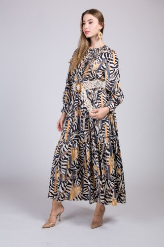 שמלת GOLD 2021