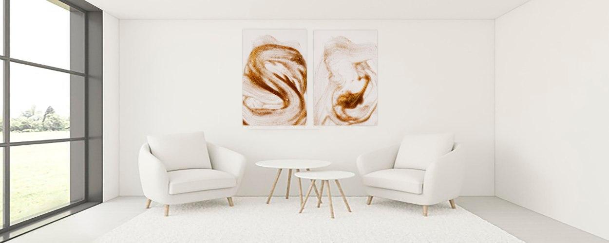 דגם חול זהב