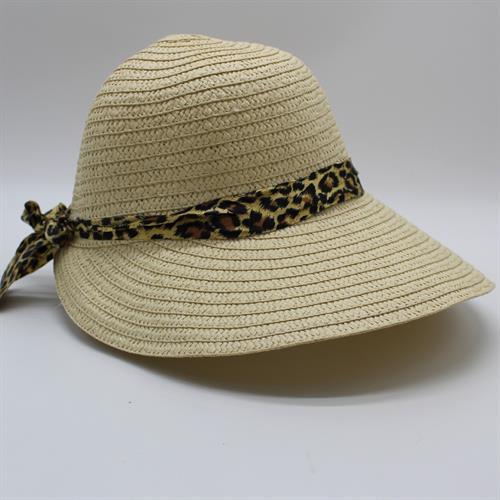 כובע קש נשים מעוצב