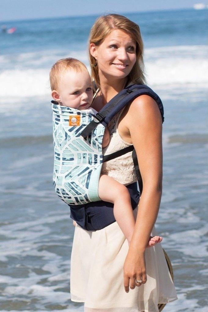 מנשא טולה סטנדרט Baby Tula standard carrier - במבצע חיסול!!