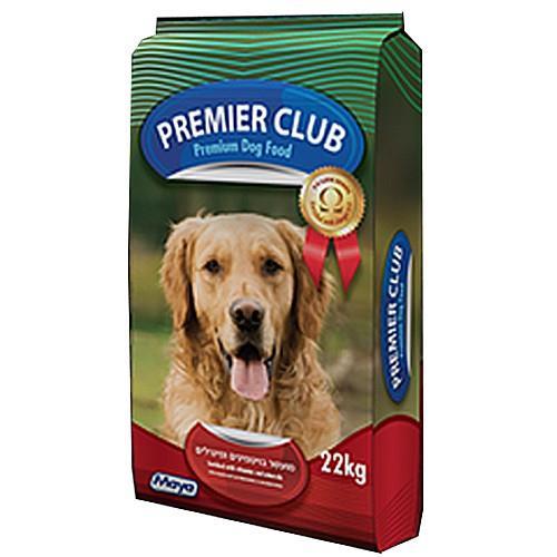 מזון לכלב פרימייר קלאב / Premier Club