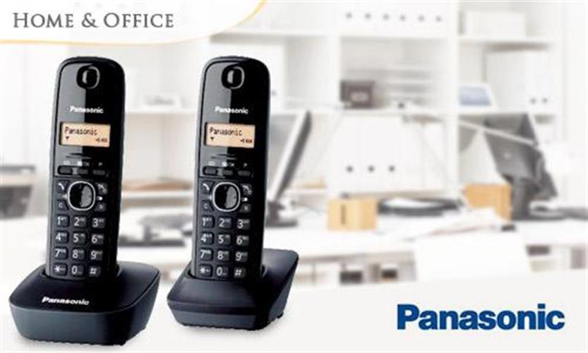 Panasonic KXTG1612 פנסוניק