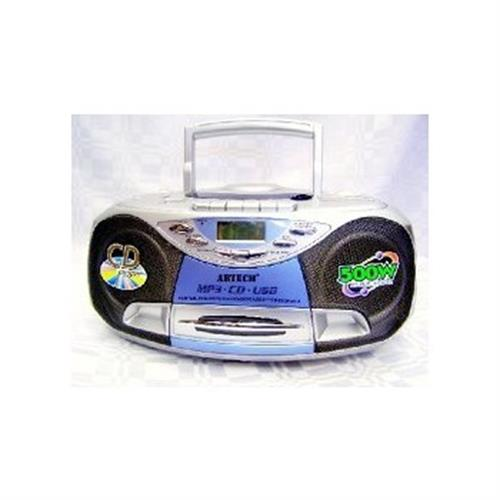 מערכת שמע ניידת Artech CD1910