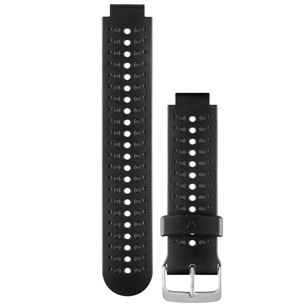 רצועה מקורית לשעון Garmin forerunner 235 שחור/אפור
