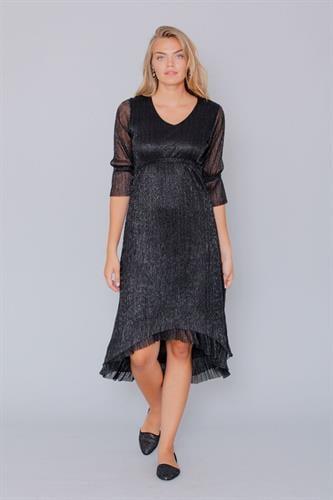 שמלת אליזבט שחורה