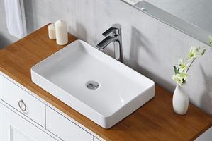 ארון אמבטיה עומד במראה קלאסי דגם אלמוג