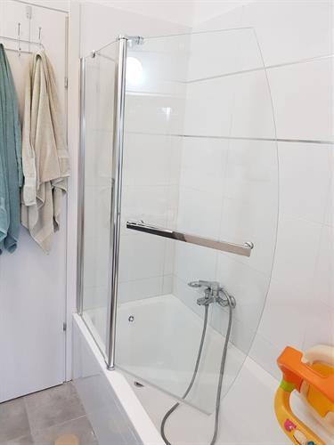 אמבטיון קבוע + דלת