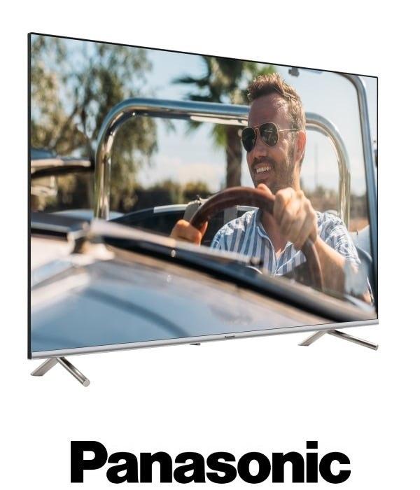 "Panasonic טלוויזיה SMART TV ,4K גודל ""50 דגם TH50HX650L"