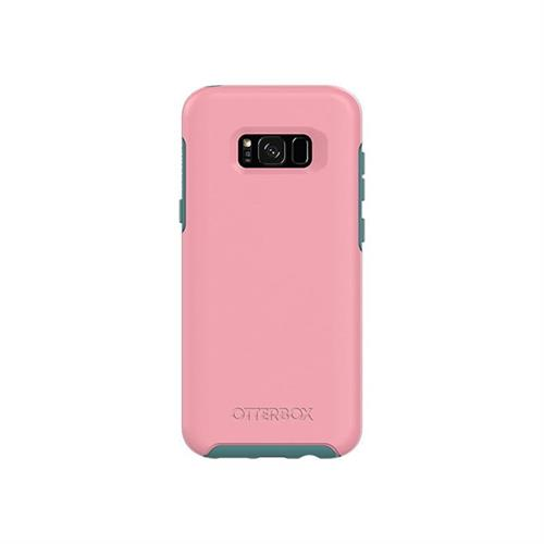 OtterBox Symmetry Series for Samsung Galaxy S8 Plus - Prickly Pear Pink 77-54662