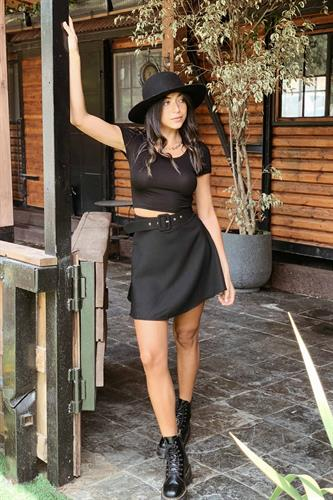 חצאית קלוש טיפאני