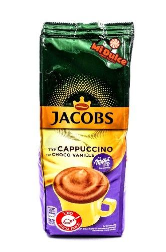 Jacobs Milka cappuccino Choco Vanilla
