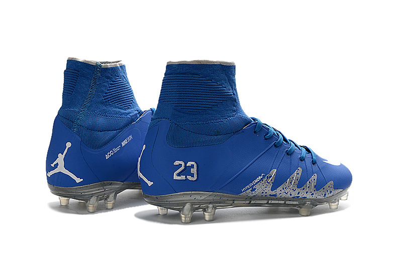 buy online 71124 1c441 נעלי כדורגל מקצועיות NIke NJR x JORDAN Hypervenom II FG מהדורה מיוחדת מידות  39-45