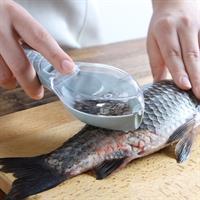 כלי פלסטיק לניקוי דגים