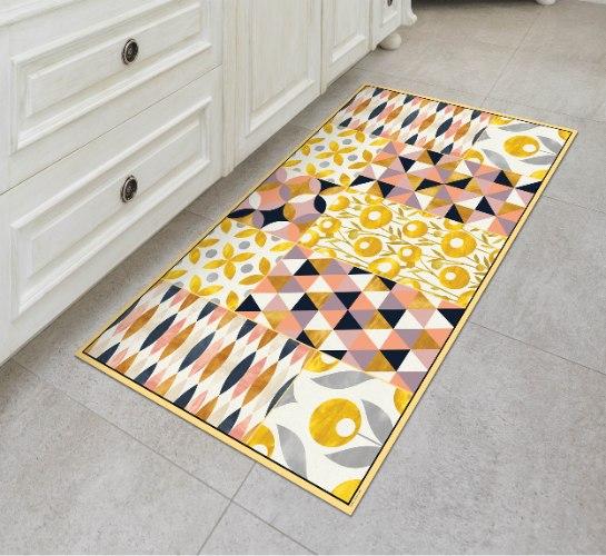 שטיח פי.וי.סי באוהאוס TIVA DESIGN קיים בגדלים שונים