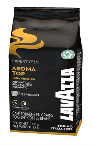Lavazza Aroma top 100% arabica Beans 1 kg