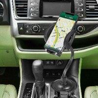 מעמד אוניברסלי לטלפון לכוס הרכב