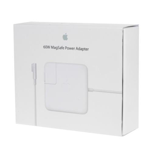 מטען למקבוק Apple MC461Z/A 60W MagSafe  - יבואן רישמי
