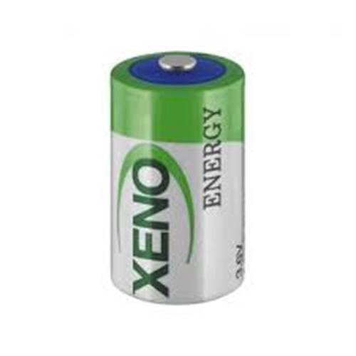 סוללת ליתיום XENO 3.6V 1.2AH גודל 1/2AA