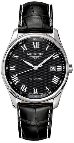 שעון יד אנלוגי גברים LONGINES L2.893.4.51.7