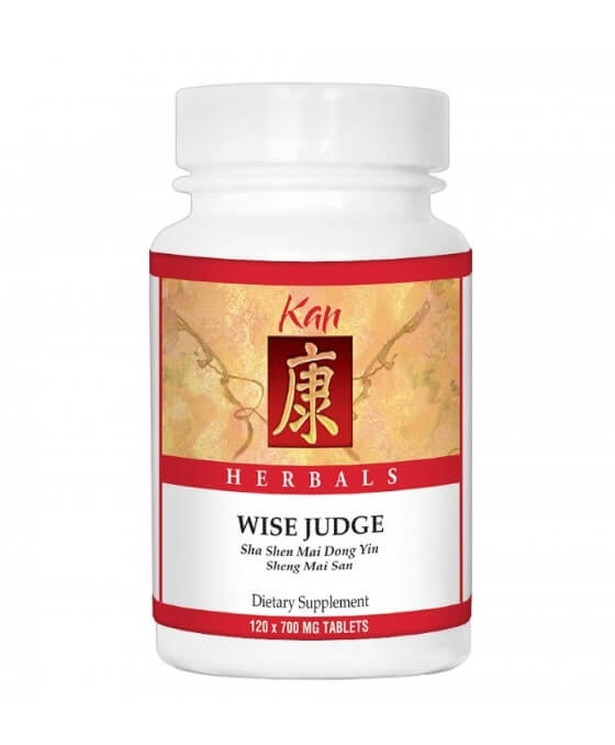 Wise Judge - Sha Shen Mai Dong Yin & Sheng Mai San
