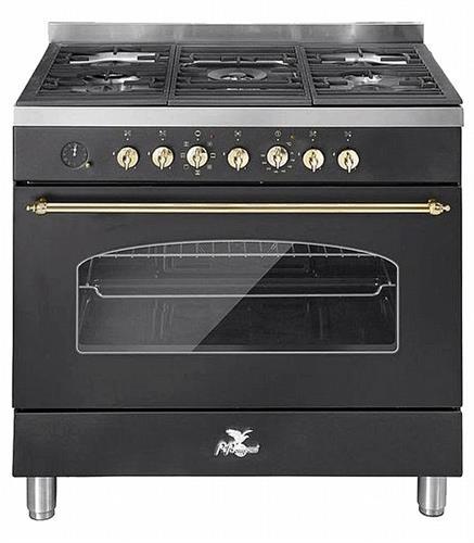 תנור משולב כיריים Bompani BO687AH
