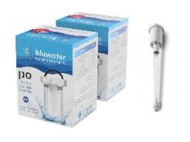 זוג מסננים לתמי 4 כולל מנורת UV - סנן חליפי תואם לברי המים של תמי 4