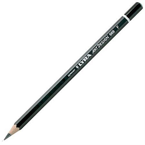 עפרונות שרטוט 5B - LYRA