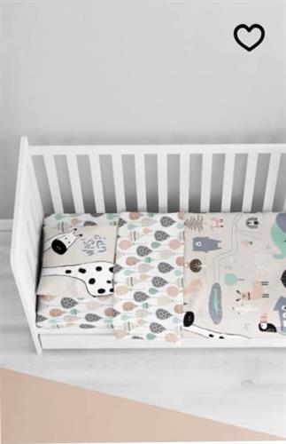 סט מלא מיטת תינוק דגם סאפרי