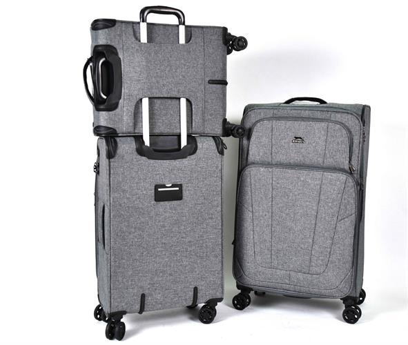 סט מזוודות דגם לוטון Slazenger