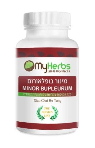 Minor Bupleurum - Xiao Chai Hu Tang