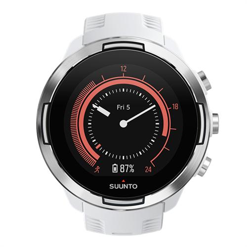 שעון דופק Suunto 9 Baro White