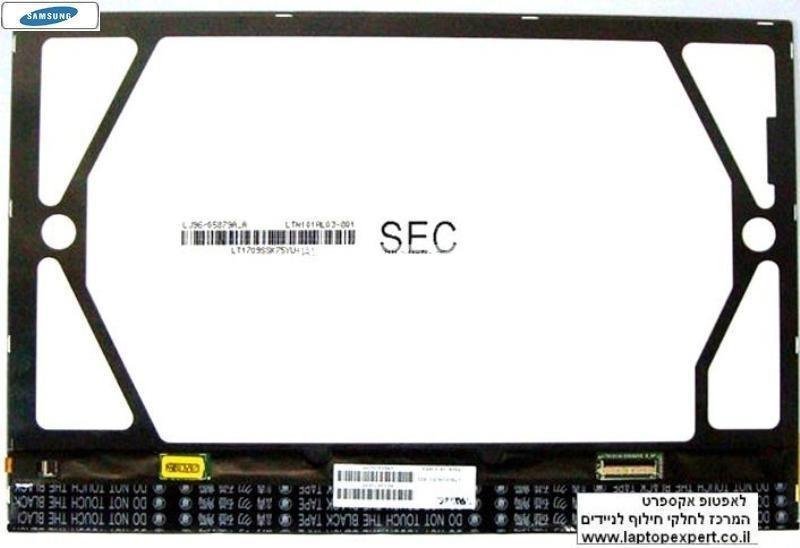 מסך להחלפה בטאבלט סמסונג Samsung Galaxy Tab 2 10.1 P7500 / P7510 LCD Display Screen Replacement
