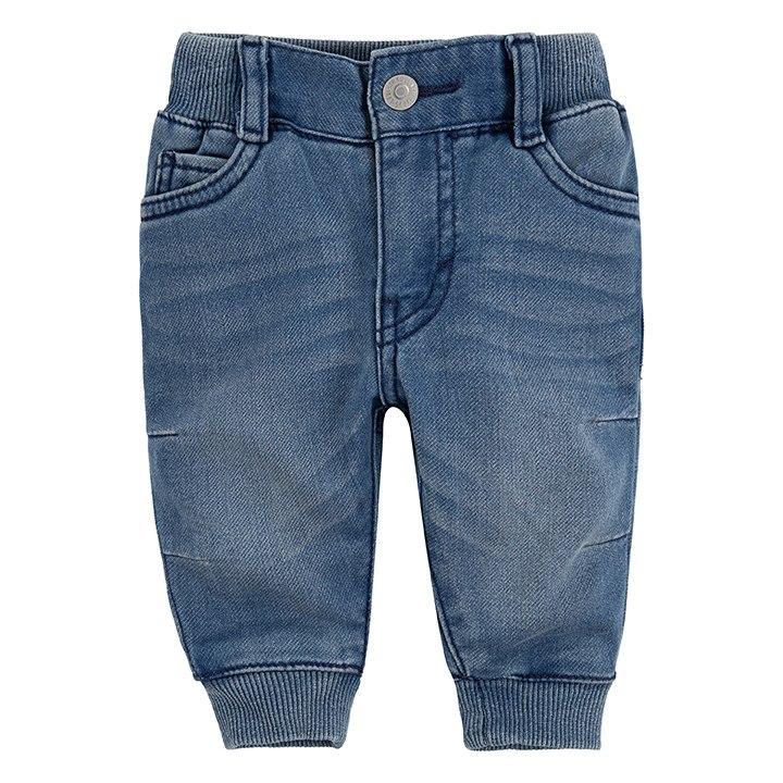 ג׳ינס ג׳וגר בייבי LEVIS כחול בהיר - 9 עד 24 חודשים