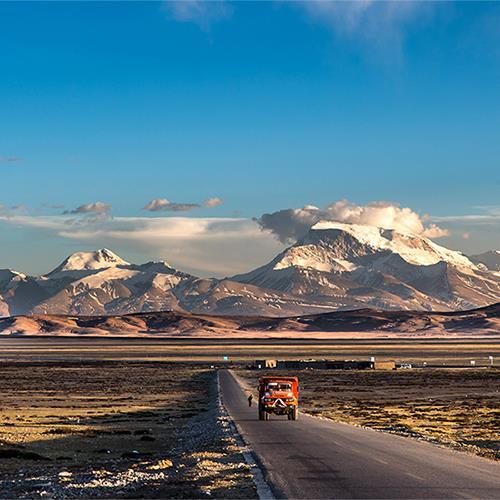 נפאל וטיבט - אל ההרים הגבוהות בעולם ותושביהם