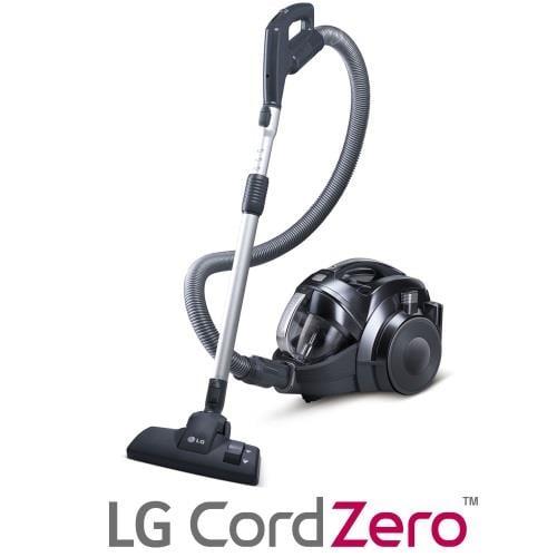 LG CordZero אבק נטען אלחוטי דגם: VK84070NCAQ מתצוגה!