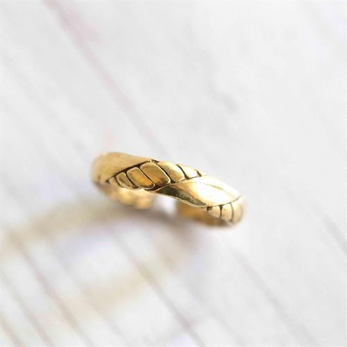 טבעת My Way בראס