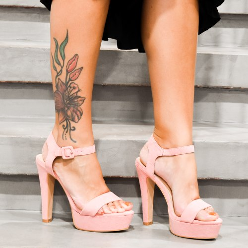 נעלי עקב דניאלה