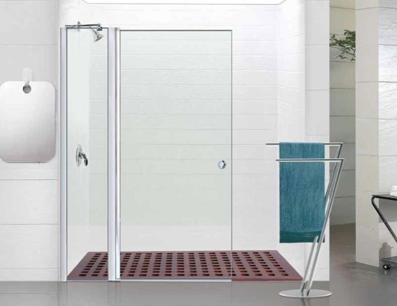 PR420CUST - מקלחון לפי מידה חזיתי