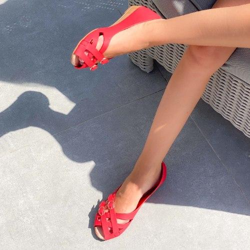 נעלי סירה לנשים - לינדוס