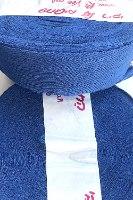 חוטים טריקו פרוסים לסריגה צבע כחול, חוטים לסריגה מטריקו, חוטי טריקו פרוסים חנות המפעל, חוטי טריקו פרוסים צבע כחול