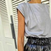 חולצת גופרה - SILVER