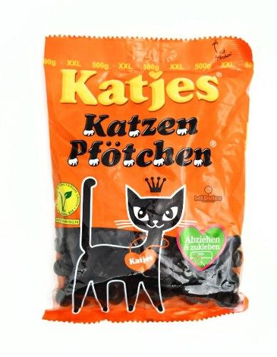 ליקריץ Katjes Cats מארז ענק!!