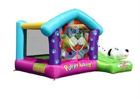מתקן קפיצה הכלבלב הדלמטי הפי הופ - 9109 - Puppy Land Happy Hop