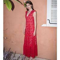 שמלת דנה קרושה אדום