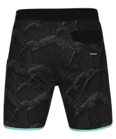 HURLEY PHTM WAVES BLK