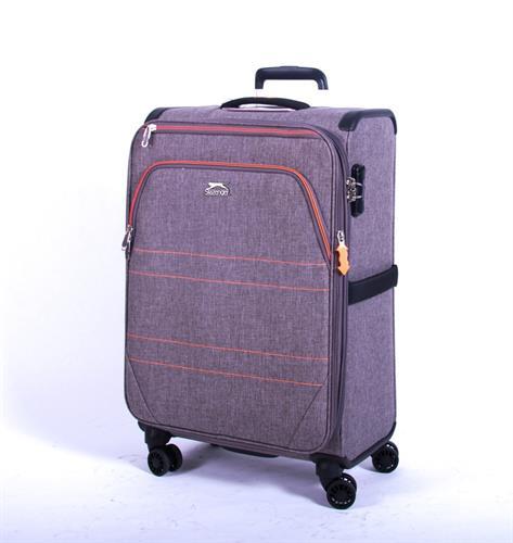 """מזוודה בינונית שלזינגר שיקגו 24"""" Slazenger Chicago"""