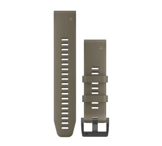 רצועה חאקי מקורית לשעון Garmin Fenix 5 QuickFit 22 Watch Bands