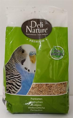 תערובת זרעים פרימיום דיילי נייצ'ר לתוכונים 1 קג